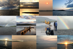 Canadian-Fly-In-Fishing-Piesk-sunset